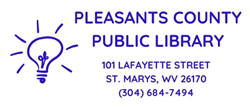 Pleasants County Public Library, WV